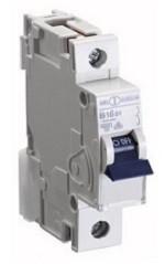 Автоматический выключатель автомат 25 A ампер Германия однополюсный однофазный В B характеристика цена купить