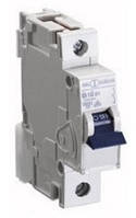 Автоматический выключатель автомат 25 A ампер Германия однополюсный однофазный В B характеристика цена купить , фото 1
