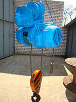 Канатный тельфер Т02 (Болгария)