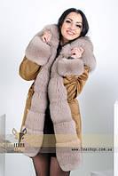 Куртка парка женская зимняя купить