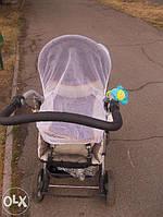 Антимоскитная сетка на коляску