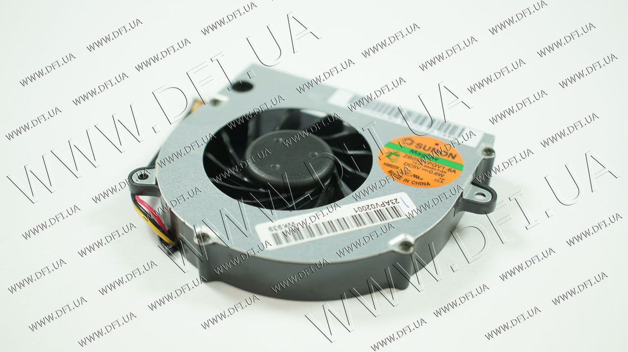 Вентилятор для ноутбука ACER ASPIRE 4930 (ВАРИАНТ 2), 4930G, 4930ZG, 5530, 5530G; 3pin connector