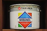 Классическая эмаль Миранол Тиккурила для металлических и деревянных поверхностей, 9л