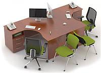 Угловой стол Атрибут 4 (2800*1400*750Н), фото 1