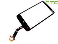 Touchscreen (сенсорный экран) для HTC T8788 7 Surround, оригинал (черный)