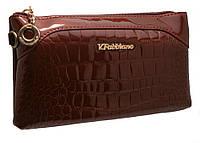 Клатч женский 93051 V. Fabbiano Red Sale