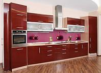 Стеклянная рабочая поверхность для кухни