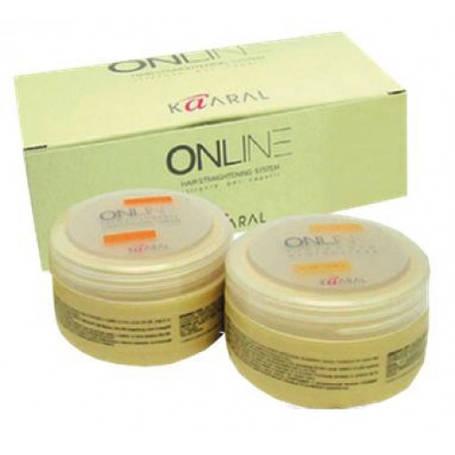 Kaaral Online Хімічне Випрямлення волосся
