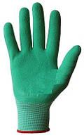 Перчатки защитные, 1 пара. покрытые вспененным латексом