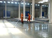 Устройство полов, ремонт промышленных и коммерческих полов (бетонные, наливные полы, топинги)