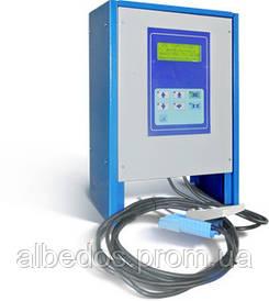 Высокочастотное зарядное устройство  для заряда тяговых аккумуляторных батарей 1 ф подключения