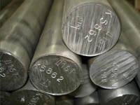 Круг алюминиевый Д16Т ф8мм