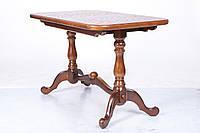 Стол обеденный деревянный раскладной Дуэт 110