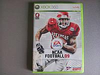 Игра xbox 360 NCAA Football 09 регион NTSC