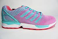 Женские кроссовки BaaS Flux, текстиль, бледно розовые, Р. 36 38 39 41