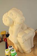 Фигурка для творчества(копилка) Баран