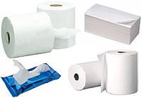 Спиртовые, влажные салфетки, бумажные платочки и полотенца