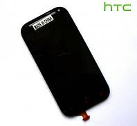 Дисплей + touchscreen (сенсор) для HTC C520e One SV, оригинал (черный)