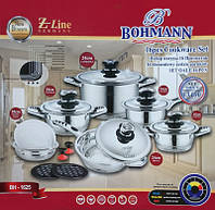 Набір посуду Bohmann BH 1625 16 пр., фото 1