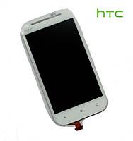 Дисплей + touchscreen (сенсор) для HTC T528t OneSV, оригинал (белый)