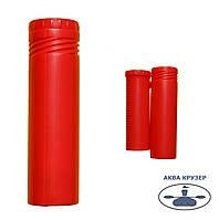 Пенал - тубус для ремкомплекта лодки или поплавков