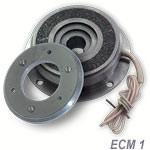 Э1ТМ. ЕСМ 1 муфты электромагнитные одноповерхностные бесконтактные