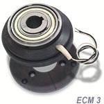 Э1ТМ. ЕСМ 3 муфты электромагнитные одноповерхностные бесконтактного исполнения на подшипниках