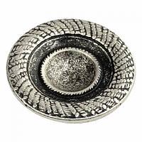 Ручка Ferro Fiori CL 7090.01.30 античное серебро