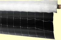 Сітка шпалерна для квітів / Сетка шпалерная / біла, рулон 1000 метрів, висота-1,2м (Ячейка 10х10см)