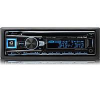 Alpine CD/MP3 ресиверы Alpine CDE-196DAB