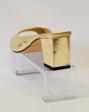 Шлепанцы на каблуке Molly Bessa 330, фото 2