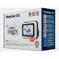 Автосигнализация StarLine E60 с сиреной