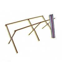 Карказ ( ноги) от торговаго раскладного стола  1х2,5 м, фото 1