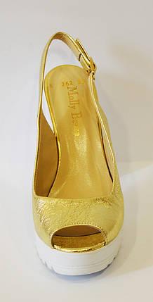 Босоножки на каблуке Molly Bessa 173-262, фото 2