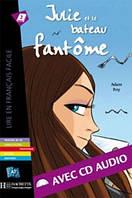 A2. Julie et le bateau fanto'me + CD audio (Roy), фото 1