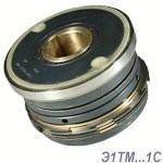 Э1ТМ…1С, Э1ТМ…1Б муфты электромагнитные с контактным токоподводом (сухие)