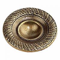 Ручка Ferro Fiori CL 7090.01.30 античное золото