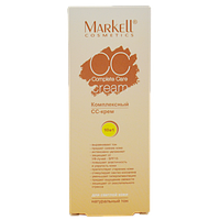Комплексный CC-крем для светлой кожи Markell Cosmetics Complete Care 50 мл.