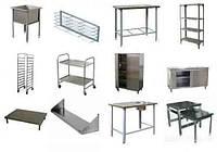 Лабораторная и медицинская мебель из нержавеющей стали