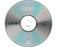 CD-R диски для аудио Artex Bulk/50