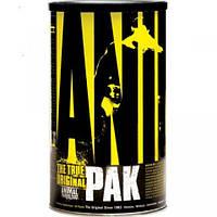 Витаминно-минеральный комплекс Universal Nutrition Animal Pak 44 пакетов