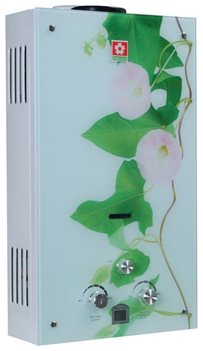 Газовая колонка Sakura Samurai Flower