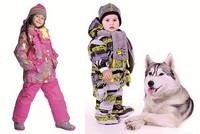Зимние комбинезоны и костюмы Deux par Deux (де пар до)