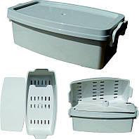 Стерилизатор ванночка для замачивания инструментов YRE