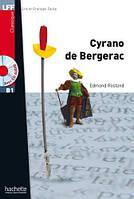 B1. Cyrano de Bergerac + CD audio MP3 (Rostand)