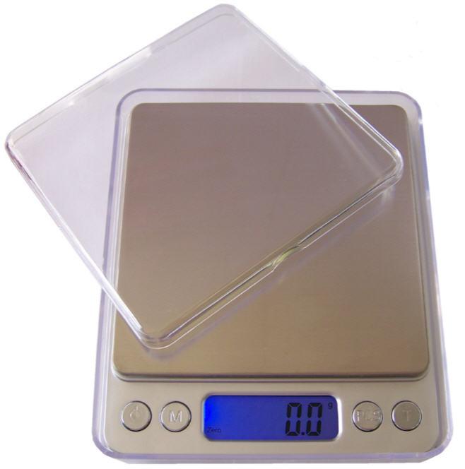 Профессиональные ювелирные весы 0,1-2кг