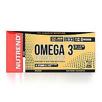 Жирные кислоты Омега-3 Omega 3 plus Softgel Caps (120 капс.) Nutrend