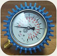 Защита для манометров DN63 синего цвета