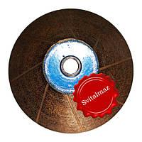 Алмазная фреза для резки фигурной фаски на камне габбро и мраморе H30 №1.
