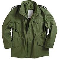 Полевая куртка M-65 Field Coat Alpha Industries (оливковая), фото 1